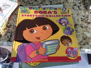 Dora's Storytime Collection for sale