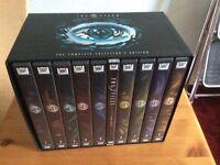 X Files DVD boxset