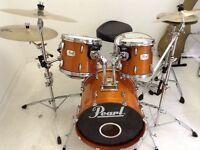 PEARL SESSIONS SERIES FUSION SIZES SHELL KIT