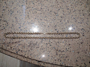 10K Rope Chain Windsor Region Ontario image 1