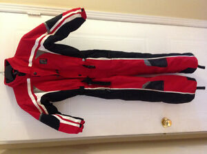 One piece Ski snowsuit SPYDER very rare