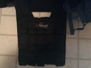 100 lb weighted vest