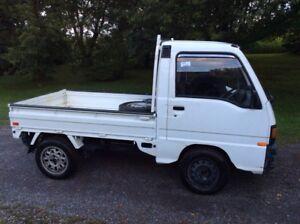 4x4 mini-truck ROAD LEGAL SIDE BY SIDE