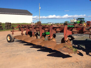 Two IH plows for sale