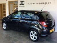 2013 Vauxhall Corsa 1.2 i 16v SXi 5dr Petrol black Manual
