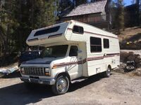Ready to go... Just travelled 11,000km Ford 1987 RV