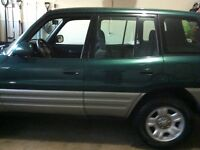 Rav4, 2000, Auto,A/C,one owner, $3000