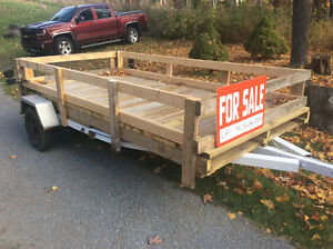 Utility Trailer Kawartha Lakes Peterborough Area image 1