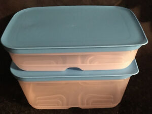 Tupperware Surf n Turf Containers 1.8L, 4.4L