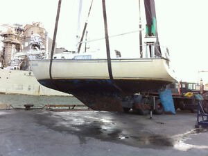 Grampian 30 Sailboat