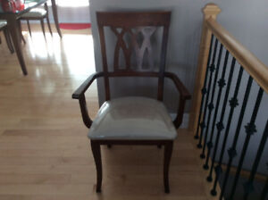 Chaises pour mobilier de salle à manger