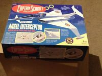 Captain Scarlett Angel interceptor