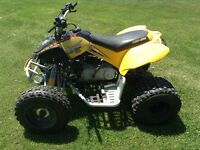 2008 Can Am DS 90X with upgrades