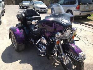 Trike Harley Davison