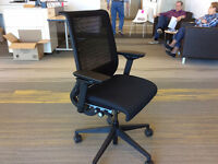 chaise STEELCASE Think chair