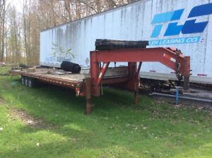 45' tri-axle trailer