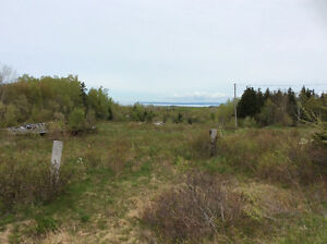 Ocean view land for sale in Afton, Antigonish county