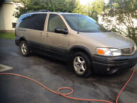 2005 Pontiac Montana FULLY LOADED EXTENDED ONLY $1950