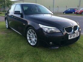 image for 2009 BMW 5 Series 520d M Sport 4dr [177] SALOON Diesel Manual