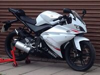 Yamaha YZF R125 Only 3606miles. Delivery Available *Credit & Debit Cards Accepted*