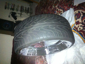 these are 24 rims Kitchener / Waterloo Kitchener Area image 4