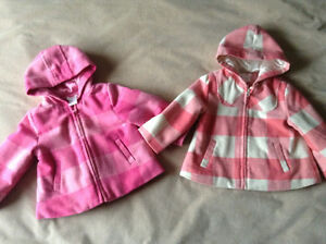 Gap warmest down coat & 24 month girls clothes London Ontario image 10