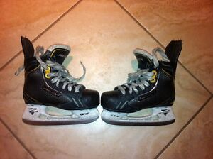 Bauer Supreme One.9 Youth Hockey Skates Sz 12D