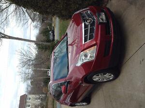 2010 Cadillac SRX SUV, Crossover