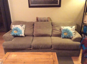 Free Couch, very comfortable, ok condition