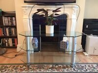 TV Stand Living Room Counter