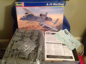Revell Warthog Fighter Jet Model