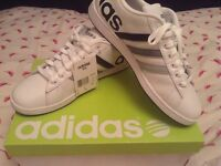 Brand New Adidas Men's Trainers Size 9