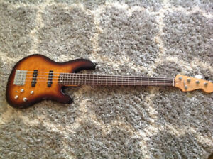 Fender Jazz Bass V 24 fret 5 String Bass