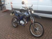 2017 YAMAHA WR 125 R 125CC, EXCELLENT CONDITION, £3,500 OR FLEXIBLE FINANCE