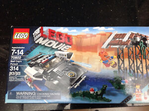 New sealed Lego the movie Bad Cops pursuit