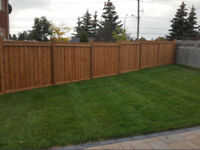 FENCE and DECK Building
