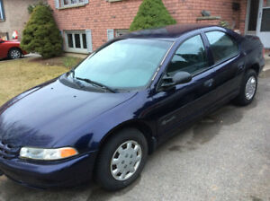 1998 Plymouth Breeze