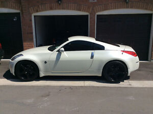 2006 Nissan 350Z Coupe Coupe (2 door)
