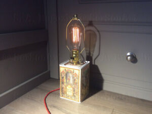 Funky design table lamp new