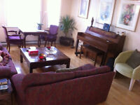 Central/NDG -- LUXURIOUS EXECUTIVE HOUSE -- June-August