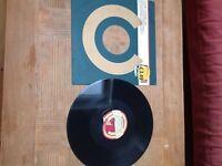 Original Sydney Young Blood vinyl record