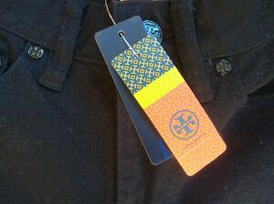 Tory Burch Black Skinny Jeans