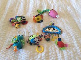 Bundle of Lamaze Toys