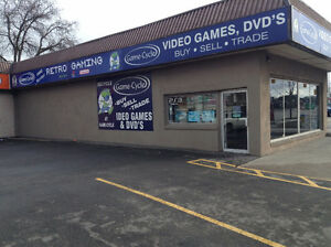 Game Cycle *BUY * SELL *TRADE* Video Games & DVD;s