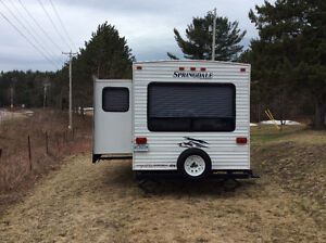 Trailer 27 ft. Springdale Excellent condition