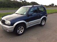 Suzuki Grand Vitara 1.6 petrol 2006 85000 miles