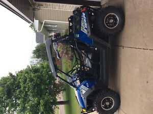 Polaris RZR 800 LE- Polaris warranty until March