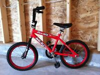 """Youth 16"""" bicycle for sale"""
