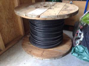 Fil électrique cable teck 90 2c 14 Awg