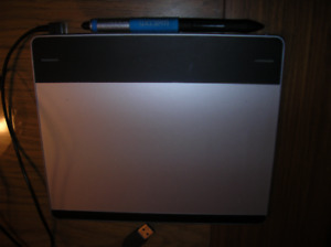 Tablette Wacom Intuos CTH480